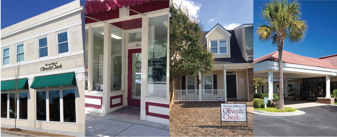 law offices of oliver and cheek, locations, New Bern Nc, Business law, Consumer law, estate planning,